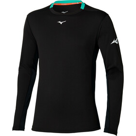 Mizuno Alpha Sun Protect LS Shirt Men, black